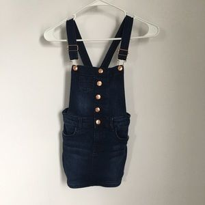 H&M Girls Overalls Skirt